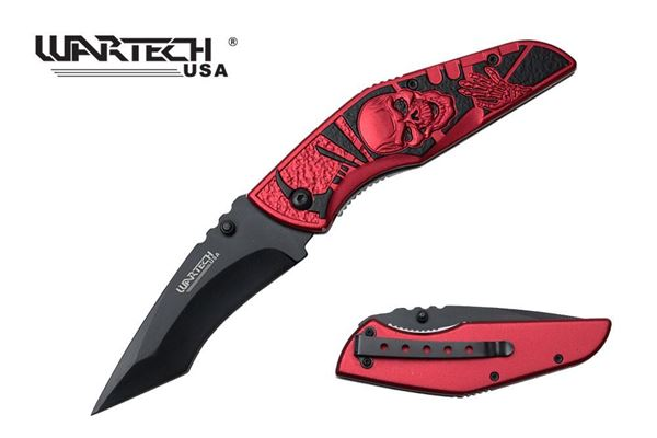 Picture of Wartech Spring Assisted Pocket Knife