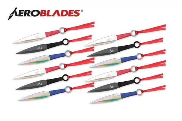 Picture of Kunai Throwing Knives