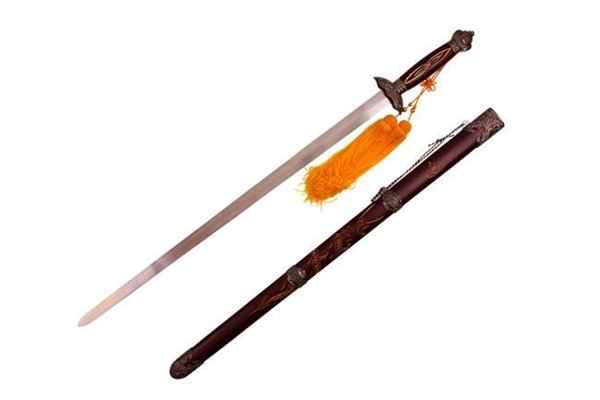 Picture of Tai Chi Sword w/ Dragon Saya