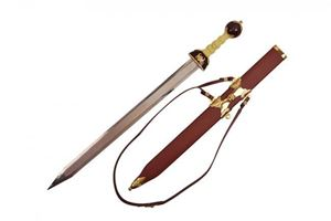 Picture of Maximus Gladiator Sword w/ Cream Handle