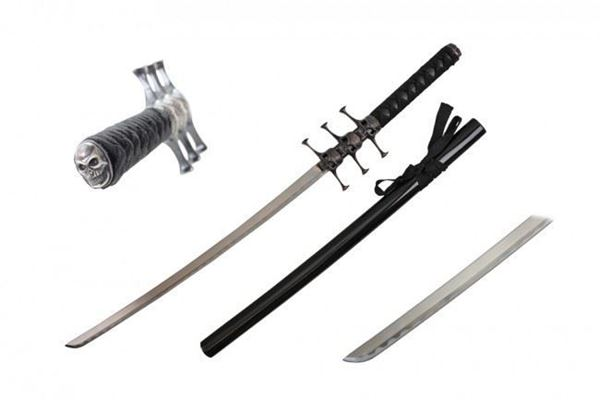 Picture of Triple Skull Katana