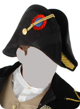 Picture of Admiral Bicorn Hat
