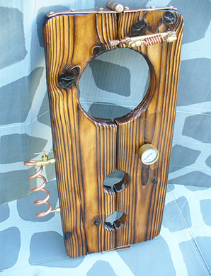 Picture of Steampunk Shrew's Fiddle