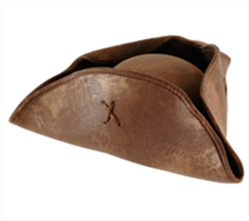 Picture of Disney Jack Sparrow Hat