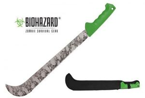 Picture of Biohazard Machete
