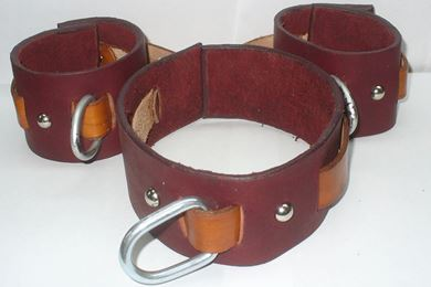 Picture of Ankle/Wrist & Neck Restraints