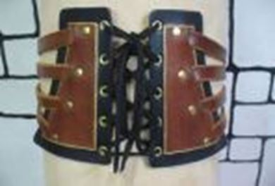 Picture of Split Leather Waist Cincher
