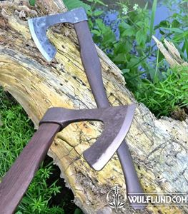 Picture of Medieval Bearded Axe
